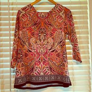 Rafaela knit top